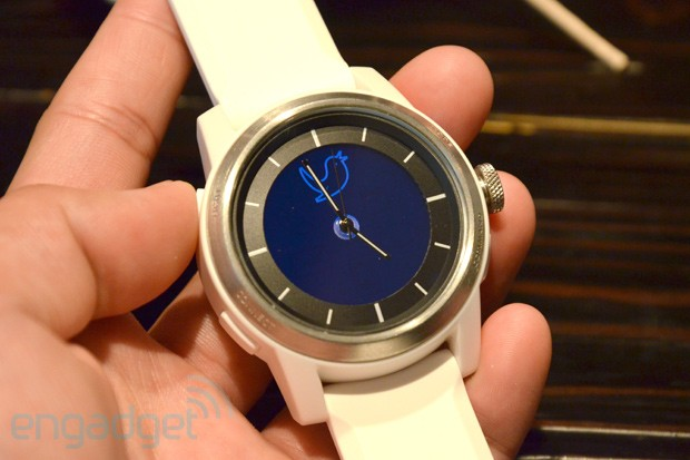Cookoo analog smart watch makes early debut in Hong Kong, we go handson