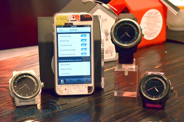 Cookoo analog smart watch makes early debut in Hong Kong, we go hands-on