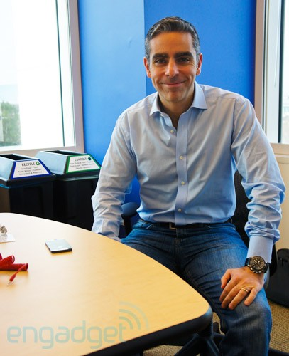An interview with PayPal president David Marcus as offline  retail prominence grows, a renewed focus on customer service