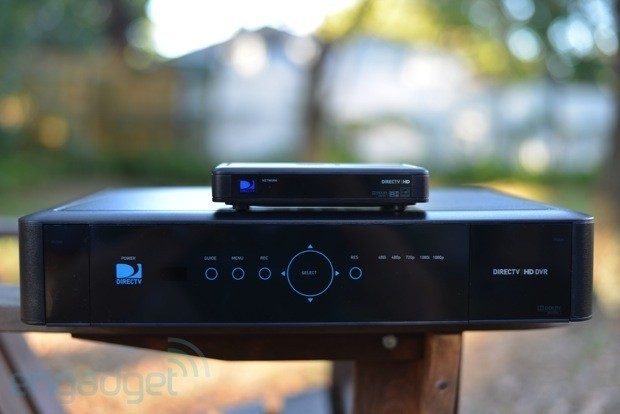 DirecTV Genie wholehome DVR review