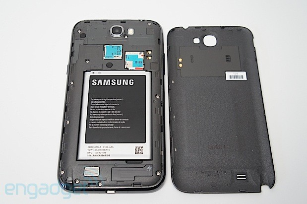 DNP Samsung Galaxy Note II for Verizon what's different