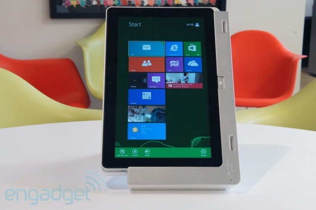 DNP Acer Iconia W700 review a Core i5 Windows 8 slate that doesn't skimp on battery life