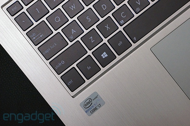 DNP  ASUS Zenbook Prime UX31A Touch review new capacitive display, same good performance