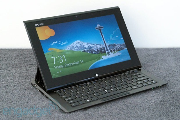 DNP Sony VAIO Duo 11 review a Windows 8 slider that falls short