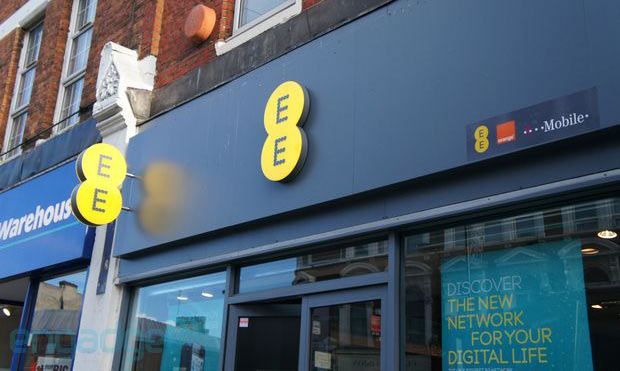 EE's 4G network to be available in 35 locations by the end of March 2013