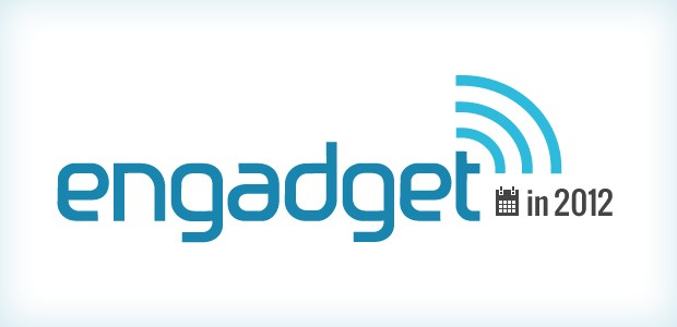 STUB DNP Engadget's top posts for 2012