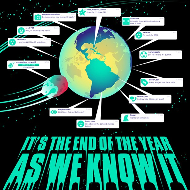 DNP 2012 Year in tech A Timeline