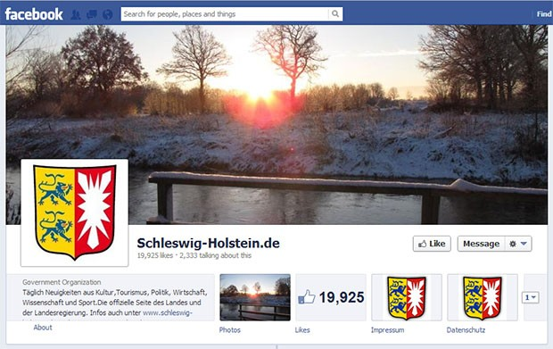 German state of SchleswigHolstein orders Facebook to allow pseudonyms