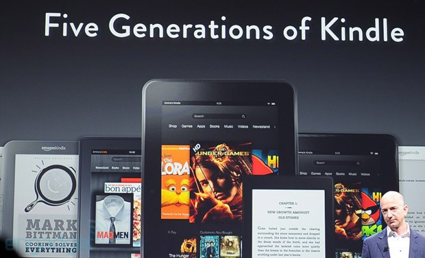 GameStop now stocking Kindle Fire tablets, handing out free virtual bucks with purchase