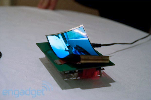 Samsung Display teases 55inch flexible 720p display for demo at CES
