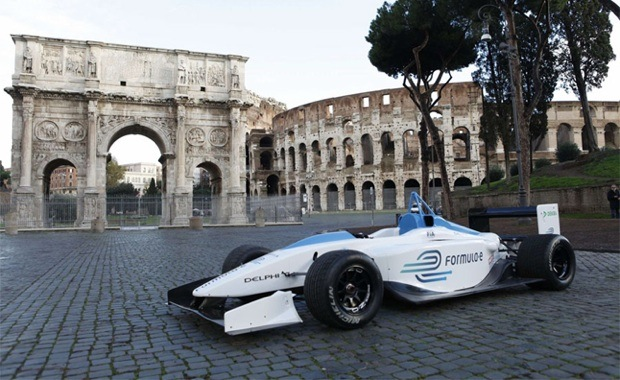 Rome to bring Formula E to Europe, joins a growing green racing crowd