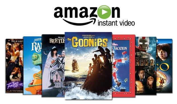 Amazon Instant Video app now available on (some) Google TV devices