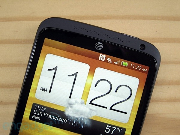 HTC One X for AT&T what's different