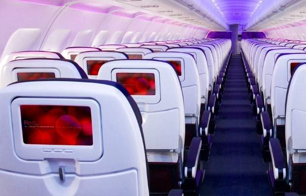 YouTube takes to the skies with Virgin America content deal