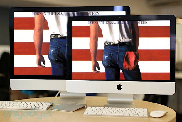 Crank up Springsteen Apple assembling some of its new iMacs in the USA