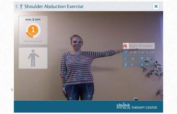 US military exploring Kinect for lowcost physical therapy routines