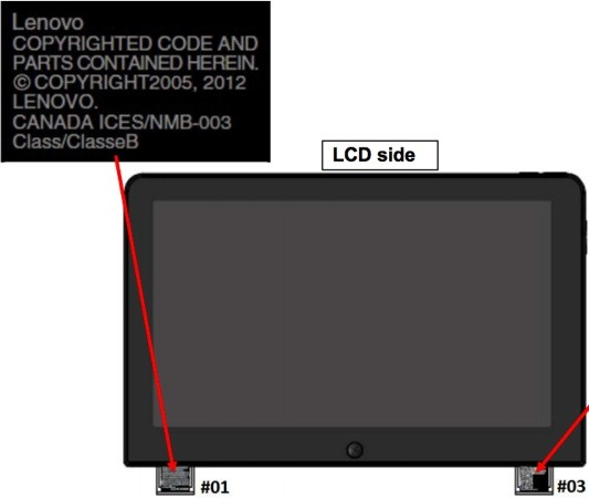 Lenovo ThinkPad Helix swings through the FCC with AT&T native LTE