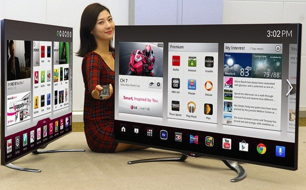 LG's 2013 Google TV sets to come in more sizes, sleeker looks