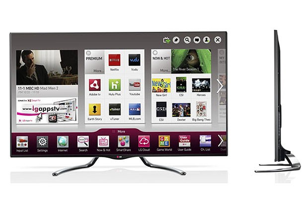 LG brings sharper picture of its 2013 Google TV lineup to be introduced at CES