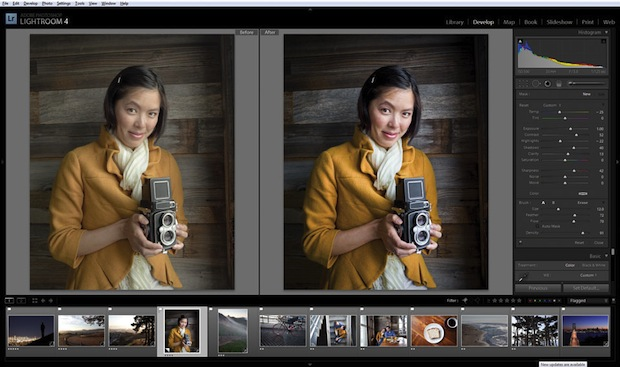 Adobe Lightroom 43 now available, brings support for Retina displays and more