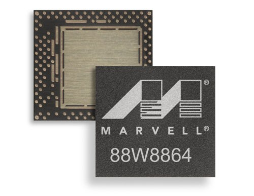 Marvel brings the Gig to WiFi with new 80211ac 4x4 systemonchip