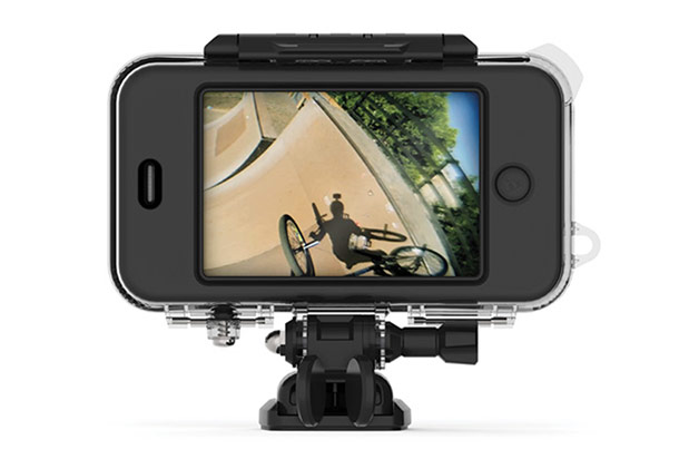Mophie OutRide action cam case for iPhone 44S available for $150