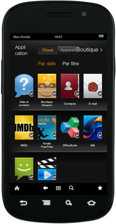 Kindle Fire HD 89 ROM lets Nexus S spin right 'round Amazon's carousel