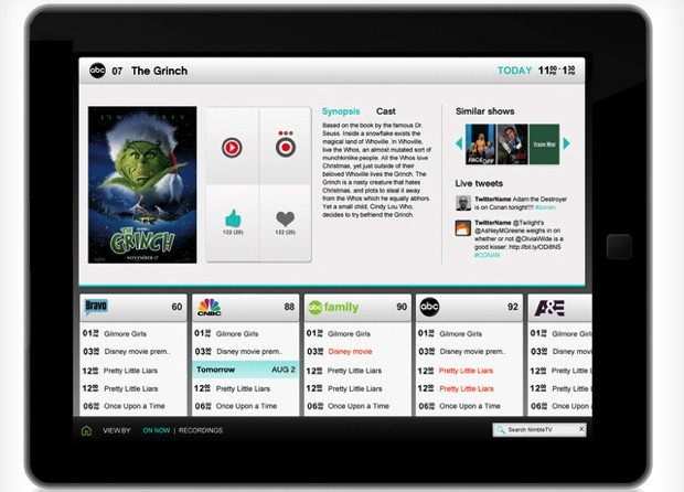 nimbletv ipad Nielsen ratings expand definition of TV households to include internet only viewers