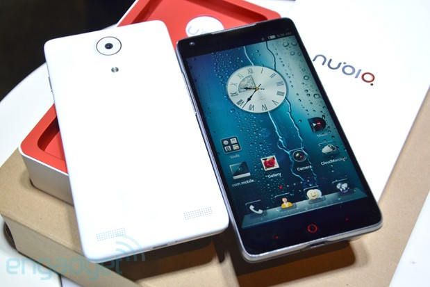 Nubia Z5 unveiled as the world's thinnest 5inch 1080p phone, available in January