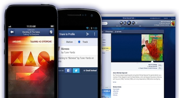 Pandora Radio now fully live in Australia and New Zealand, complete with iOS and Android apps
