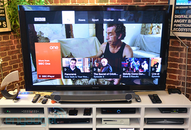 BBC's Connected Red Button launches on TiVo, brings true web TV with one click handson