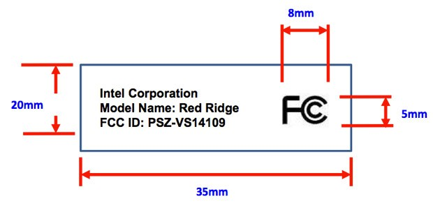 Intel Red Ridge lands in the FCC, Medfield tablet dreams are reborn