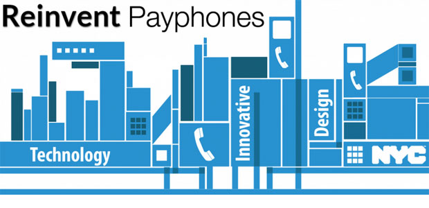 Build a better payphone New York City hosts public design challenge to reinvent public telephones  