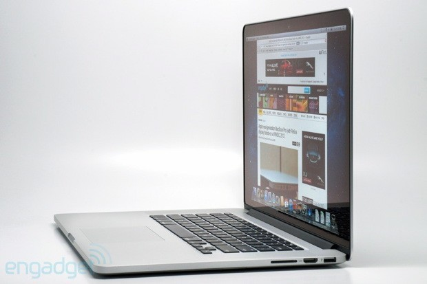 How would you change the 15inch MacBook Pro with Retina Display