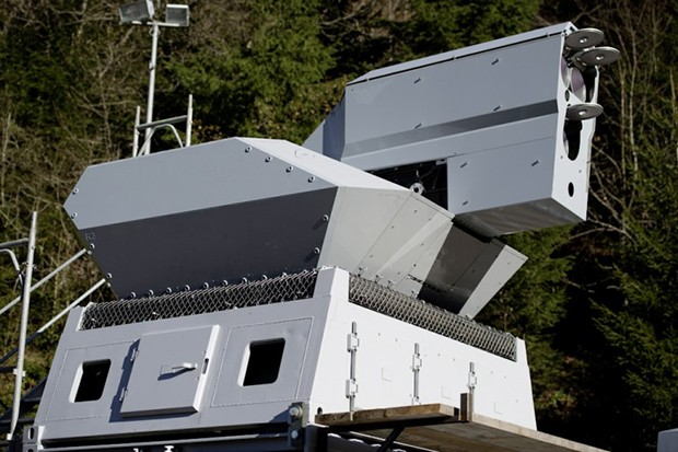 Rheinmetall 50kW laser weapon aces latest test, pewpews a 3inch ballistic target