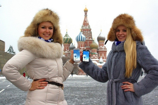 Samsung Galaxy S III to become Russia's first LTE phone, bring speed to 17 cities on December 20th