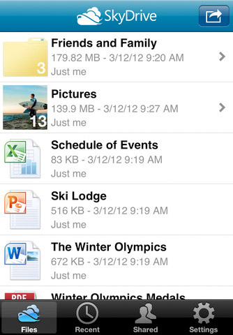 Microsoft confirms 'a delay in approval' of updated SkyDrive app for iOS