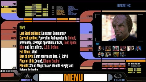 Star Trek TNG Season 3 Bluray trailer appears, PADD iOS app gets an update