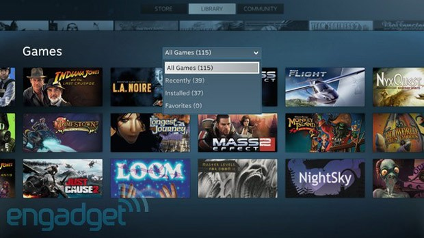 Steam's Big Picture Mode exits beta with gamepad-centric sale