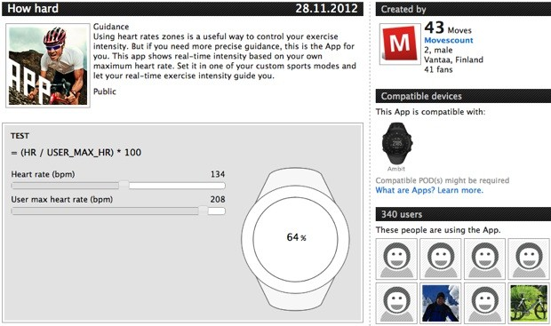 Suunto Ambit update lets GPS watch athletes build their own sports apps