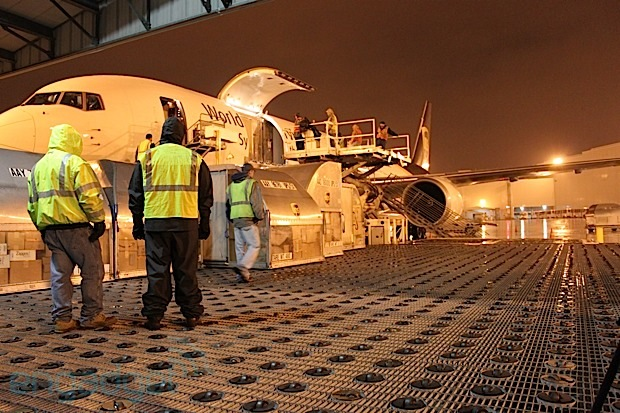 DNP Inside UPS' Worldport facility how one of the world's shipping titans moves 2,000 packages every 17 seconds