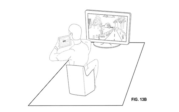 Dualscreen gaming with Wii U controller gets patented,