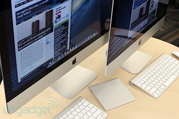 Refurbished 27-inch iMacs hit the Apple store, thin profiles start at $1,529