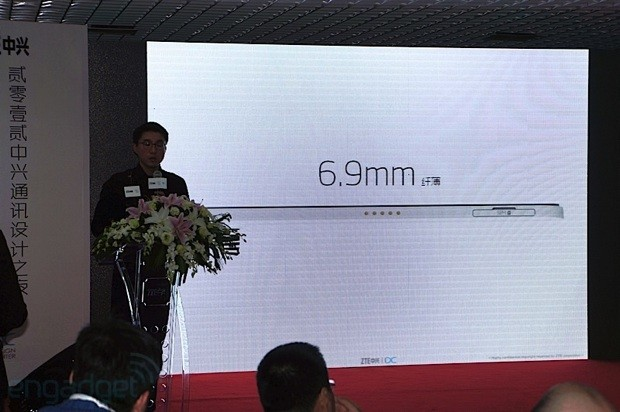 ZTE Grand S should be just 69mm inches thick, wield a 13MP camera