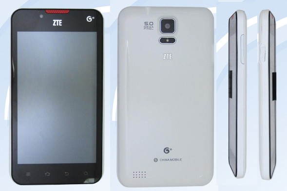 5inch ZTE U887 enters the lowend phablet fray