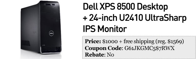 Slickdeals' best in tech for January 16th Desktops, displays, and audio wares