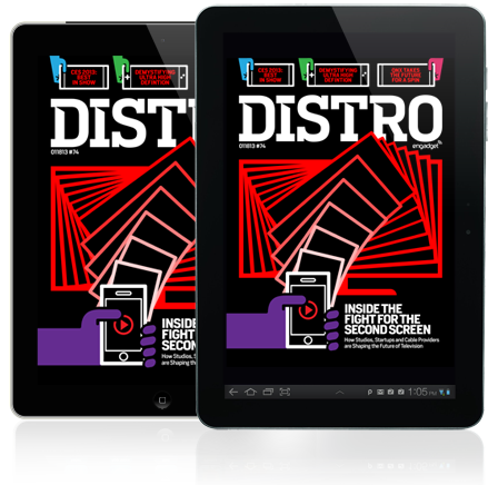 Distro Issue 74 The CES 2013 wrapup