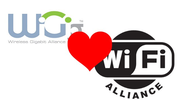 WiFi and WiGig Alliances become one, work to promote 60GHz wireless