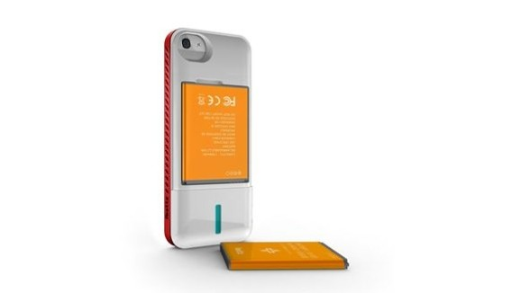 iBattz beats Mophie to iPhone 5 charging case, ups the ante using 'interchangable' i9300 batteries