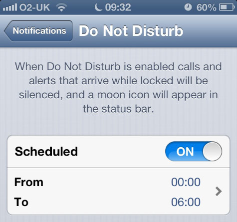 iOS Do Not Disturb bug gives some users the gift of silence on New Year's Day